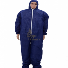 SKPC008 How to Purchase   Design of zipper protective clothing