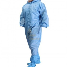 SKPC011  Supply of dust-free clothing, one-piece Hoodie, anti-static clothing