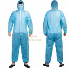 SKPC004 How to Find  Manufacture protective clothing with cap and design