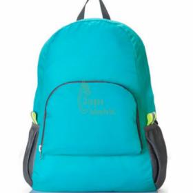 RX018  Multi color folding Backpack