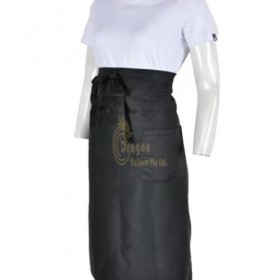 AP057  How to Purchase  Half apron Cafe apron