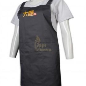 AP157   Custom made apron