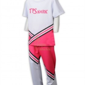 CH202 Supply to  Boon Lay Customized men's Cheerleading Uniform