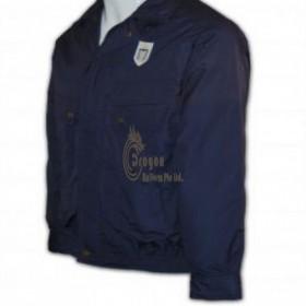 SE006  Send to  Somerset  Security uniform coat